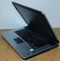 Medion MD98000 Notebook Laptop Grafikkarte DEFEKT | 1h Akku |ohne HDD / Netzteil