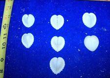 20 SMALL HEART COCKLE SEASHELLS Wedding CRAFTS Beach decor SMHRTSS-20