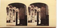 Pise Pisa Galerie des ChainesItalia Italie Stereo Vintage albumine ca 1860