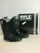 Title Boxing Speed-Flex Encore Tall Boxing Shoe Size 8 Worn Once