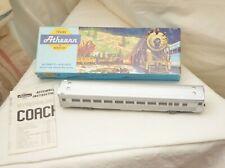 HO scale Athearn New York Central RR streamliner passenger car train COACH