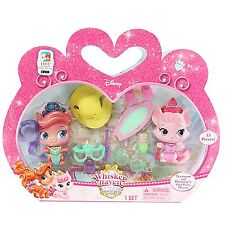 DISNEY PRINCESS PALACE PETS WHISKER HAVEN TWO PACK PUMPKIN AND BERRY BRAND NEW