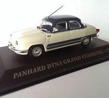 IXO diecast car 1:43 PANHARD DYNA GRAN STANDING 1958 UK - CCC002