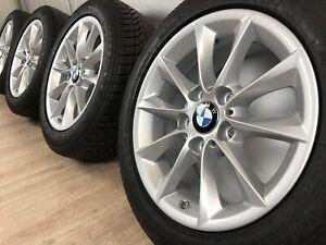 4 x Original 16 Zoll BMW 1er F20 F21 2er F22 F23 411 Winterräder DOT18 Winter