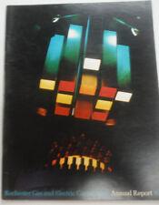 Rochester Gas & Electric Magazine Annual Report 1966 070615R2