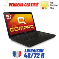 "HP COMPAQ Presario CQ56 ORDINATEUR PORTABLE 250 Go DDR3 4Go 2,3 Ghz 15,6"" WIN 10"