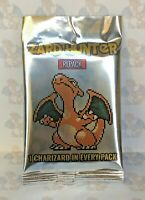 Pokemon Booster Pack Repack - 10 cards and 1 GUARANTEED CHARIZARD IN EVERY PACK