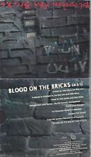 CD-ALDO NOVA BLOOD ON THE BRICKS // PROMO