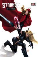 🚨🔥 STRANGE ACADEMY #11 MIGUEL MERCADO Trade Dress Variant Magik Scarlet Witch