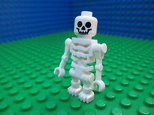 Lego NEW TYPE WHITE SKELETON Minifigures Ninjago Castle Figure Minifig