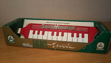 JOUET ANCIEN SUPER MELODEON 12 TOUCHES PROLL TOYS
