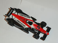 AFX AUTO WORLD F1 #2 INDY CAR HO SLOT SET CAR ONLY SUPER G+ IN EX CONDITION