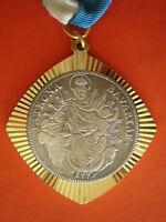 Beautiful German high jubilee medal / badge - medallic art, rare - EXCELLENT!