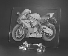 Gravure laser yam. yzf r1 2015