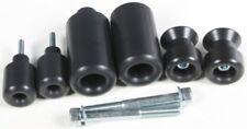 Shogun Black No Cut 3 Piece Slider Kit for SUZUKI 2007-08 GSX-R1000 755-5319