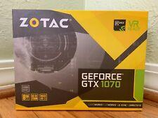ZOTAC GeForce GTX 1070 Mini Graphic Card - ZT-P10700G-10M
