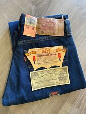 Vintage 1993 Levis 501 Preshrunk Denim Jeans Deadstock Nos Usa 30X36