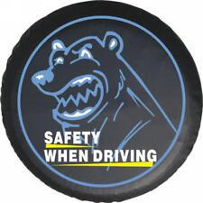 For Toyota RAV4 Highlander Car Spare Tire Soft Cover Case Bag Protector 30~31 L