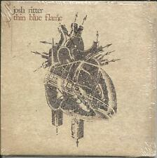 JOSH RITTER thin blue flame w/ Blame it on tetons ACOUSTIC CD single USA Seller