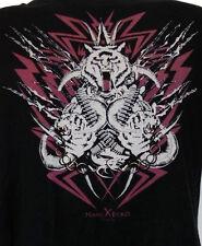 Marc Ecko Cut & Sew Crazy Beast Mode Creature T-Shirt Tee Shirt Black M