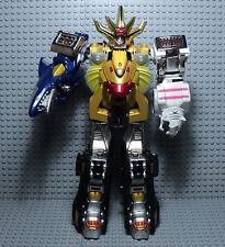 power rangers Deluxe Wild Force Megazord GAORANGERS DX GAO KING bandai 2002