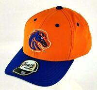 Outerstuff Boise State University Broncos Orange Blue Snapback Youth Hat Cap New