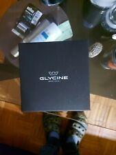 New Glycine watch box