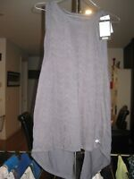 Cotton On Body fashion tank Grey/Blue - Size S Brand new with tags!!