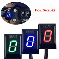 Motorcycle 6 Level LED Speed Gear Display Indicator for Suzuki GSXR1000 600 750
