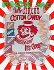 COTTON CANDY FLAVOR mix SUGAR FLAVORING FLOSSINE Fairy Floss Flavored (1) Packet