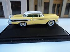 Oxford  1958   Edsel  Citation   Yellow      1/87   HO   diecast car