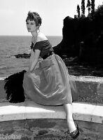 PHOTO BRIGITTE BARDOT 1953 (P1) FORMAT 20X27 CM