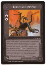 MECCG Middle Earth CCG • WILD FELL BEAST The Dragons METD FRENCH NMINT