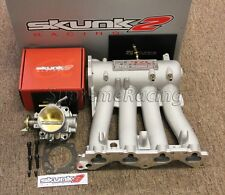 Skunk2 Pro Series Intake Manifold + 70mm Throttle Body for 92-95 Honda Civic EG