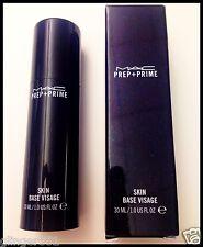MAC PREP+ PRIME Skin Base Visage Primer Full Size 1 oz / 30 ml  NIB Authentic