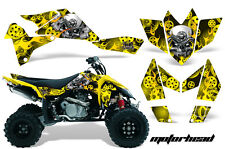 Suzuki LTR450 AMR Racing Graphics Sticker Kits ATV LTR 450 DECALS 06-09 MOTOR Y