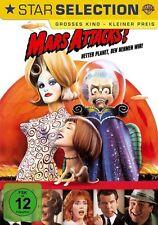 DVD MARS ATTACKS! v. Tim Burton, Jack Nicholson, Natalie Portman ++NEU