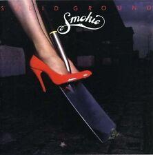 SMOKIE Solid Ground CD Remaster +5 Tracks NEW