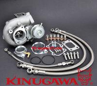 Turbocharger Garrett GT2560R T28R Ball Bearing T25/5 bolt w/ Kit New Fit S14 S15