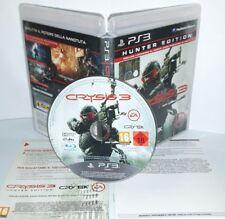 CRYSIS 3 HUNTER EDITION - Playstation 3 Ps3 Play Station Bambini Gioco Game