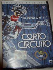 CORTO CIRCUITO EDIZIONE SPECIALE DVD BUONO USATO