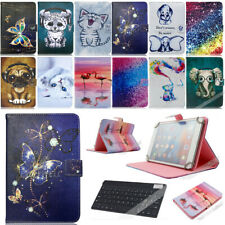 For Samsung Galaxy Tab A 10.1 2019 Slim Case Cover Stand With Wireless Keyboard
