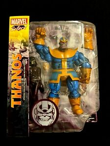 Marvel Legends Select Figures...Thanos with Death...Rare...UnOpened