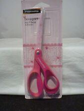 FISKARS Bouquet no.8 Bent Scissors- Heidi Grace special edition