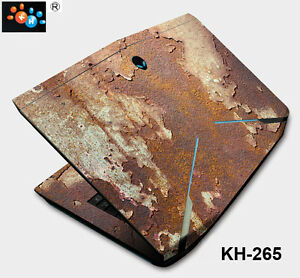 KH Laptop Rust Skin Cover for DELL Alienware M15X M17x R1 R2 R3 R4 R5 M18x R2 R3