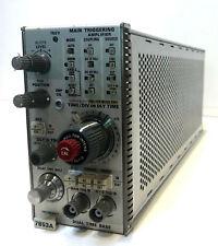 Tektronix Plug In Module 7b53a Dual Time Base