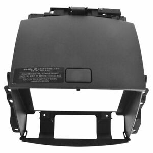 OEM 68250-CD01A Center Dash Storage Compartment Lid Black for 02-04 Nissan 350Z