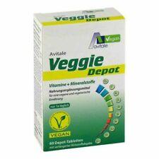VEGGIE Depot Vitamine+Mineralstoffe Tabletten 60 St 11565248