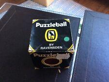 Vintage Puzzleball By Ravensden Brainteaser Puzzle