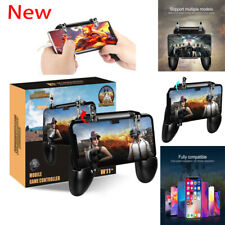 W11+ PUBG Mobile Phone Wireless Game Controller Gamepad Joystick iPhone Android